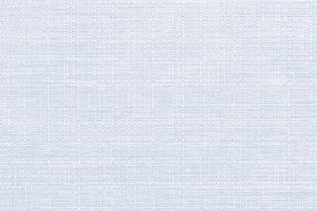 Pastel blue linen textile textured background Stok Fotoğraf - 125485411