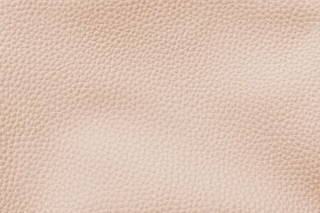 Pastel orange artificial leather textured background Stok Fotoğraf