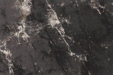 Brownish black marble textured background