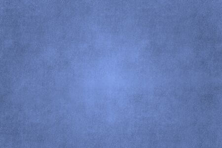 Solid blue concrete textured wall Stockfoto