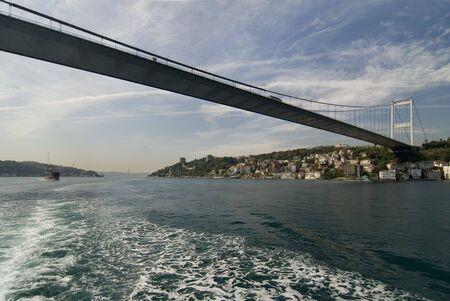 Istanbul Bridge photo
