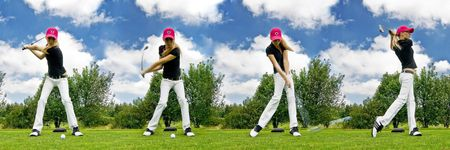 driving range: Golf