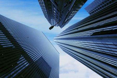 Skyscrapers Stock Photo - 3501845