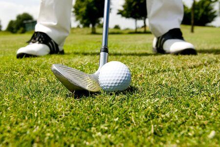 teen golf: Golf