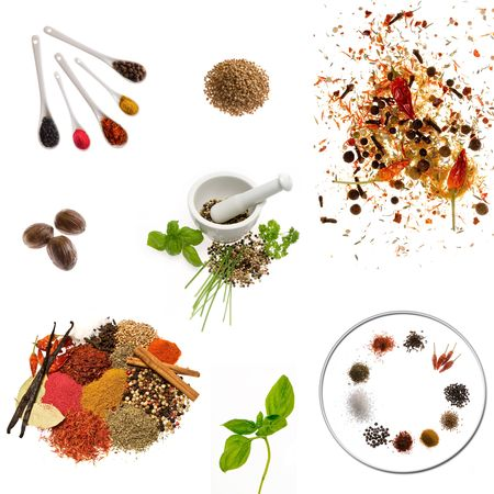Spice Mix Stock Photo - 3534990
