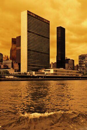 quartier g�n�ral: Si�ge de l'ONU