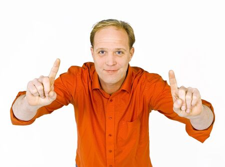 comedian: Comedian Stock Photo