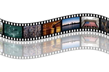 wallstreet: NY-Filmstrip