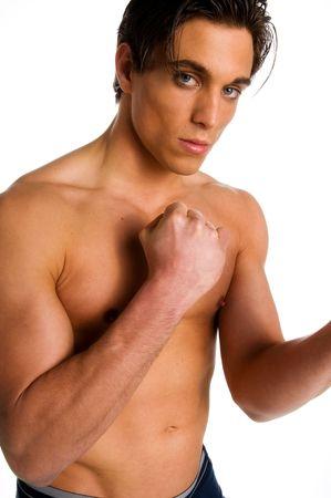 masculin: Young man