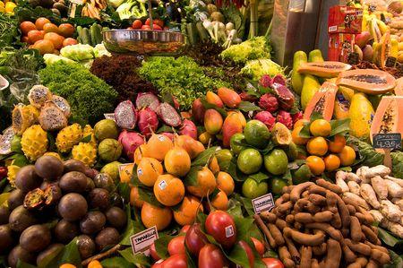Fruit market Stock Photo - 5817620