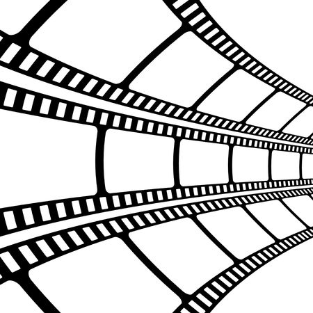 plate camera: Filmstrip
