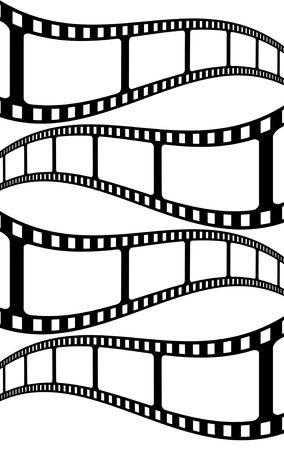 Filmstrips Stock Photo - 6064683