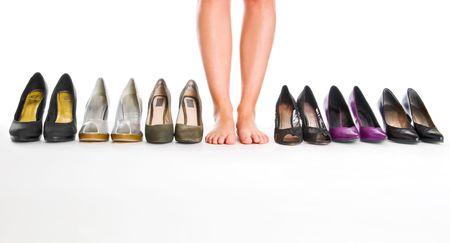 High heels Stock Photo - 6742629