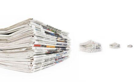 newspaper Stock Photo - 6902223