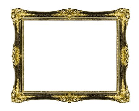 old antique  frame Stock Photo - 6902272