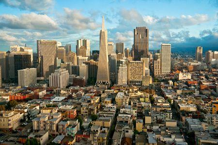 San Fransisco Stock Photo