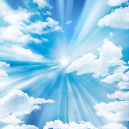 Wolken Stockfoto - 7542452