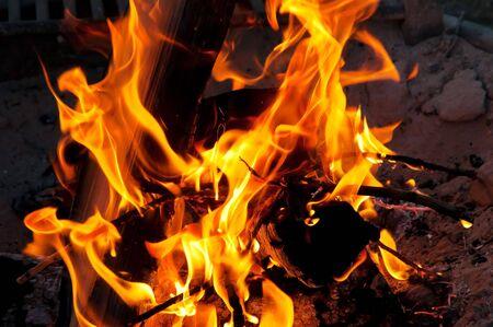 Campfire Stock Photo - 7542438