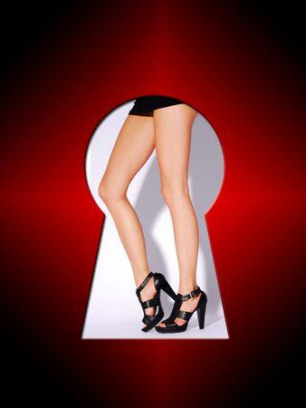 Legs Stock Photo - 7726911