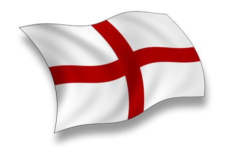 Flag of England photo