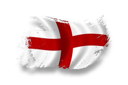 england flag: Bandiera dell'Inghilterra