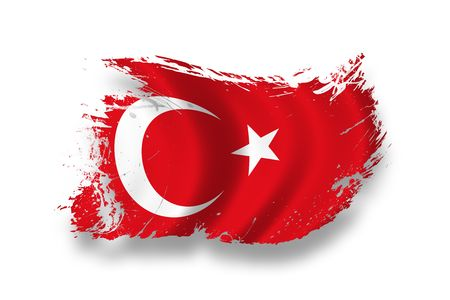 turkish flag: Flag of Turkey
