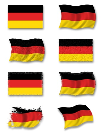 Flag of Germany photo