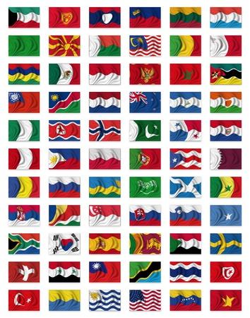Flag Mix
