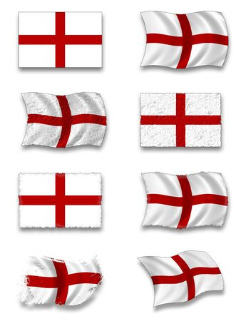 Flag of England Stock Photo - 8649754