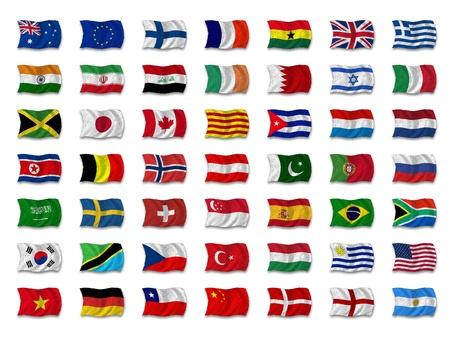 bandera de uruguay: Banderas de mezcla Editorial