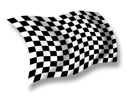 Race Flag photo