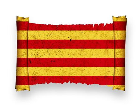 catalonia: Flag of Catalonia