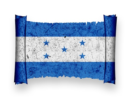 honduras: Flag of Honduras