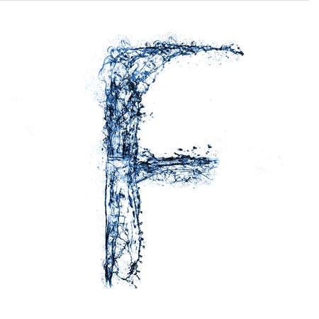 F- Font photo