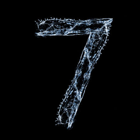 number 7 photo
