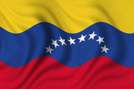 flag of venezuela photo