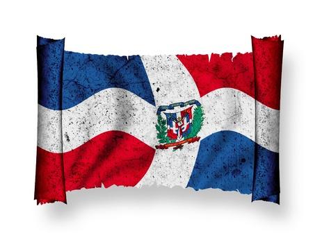dominica: Flag of Dominica Republic
