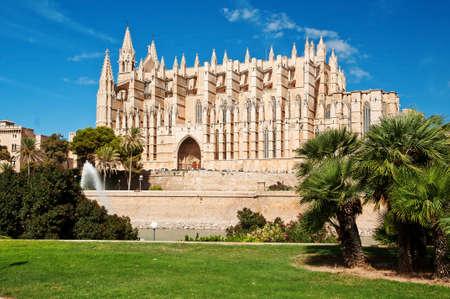 crist: Cathedral of Palma de Mallorca, Spain