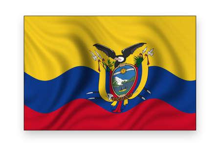 flag of ecuador photo