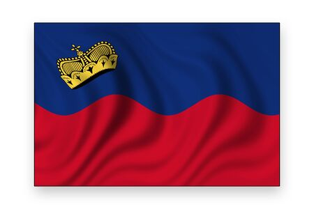 liechtenstein: Flag of Liechtenstein