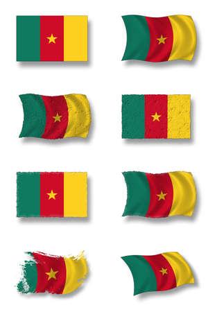 flag of cameron photo