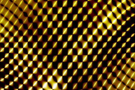 Abstract Yellow Grid Stock Photo - 9554235