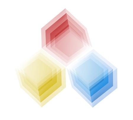 Cube logo photo