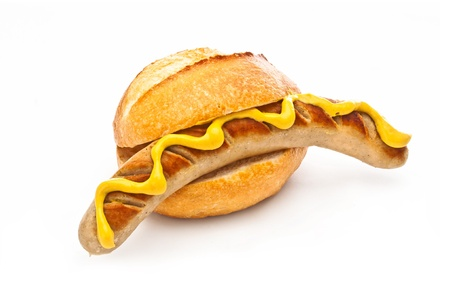 German Bratwurst photo