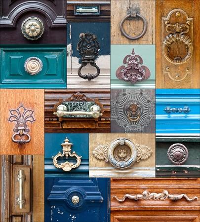 doorknocker: door knocker