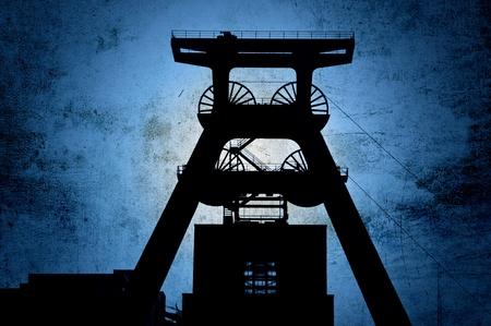 Zollverein Stock Photo