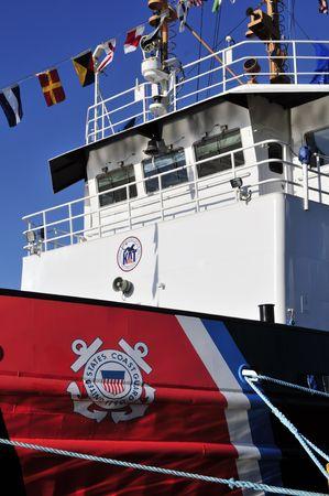 coast guard: Coast Guard Close-Up