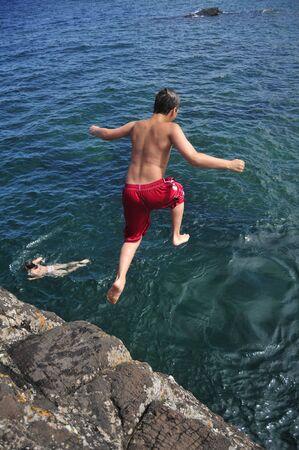 kiddie: Kiddie Cliff Diver 3