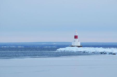 Icy Beacon Breakwall