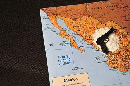 importer: Mexico Drug Cartel War